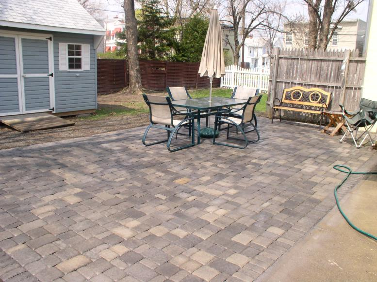 Magnificent Paver Patio Designs 777 x 582 · 91 kB · jpeg